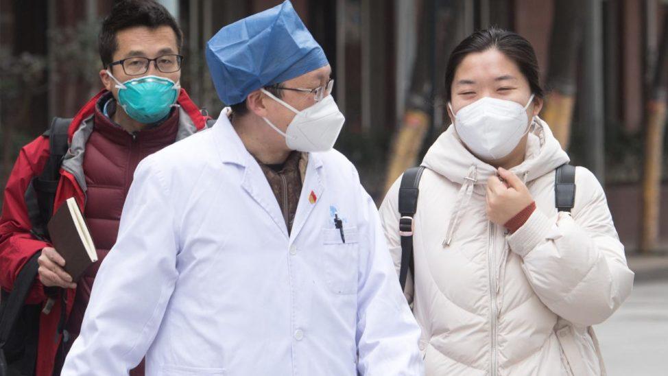 Höchstzahl an Neu-Infektionen seit fünf Wochen in China