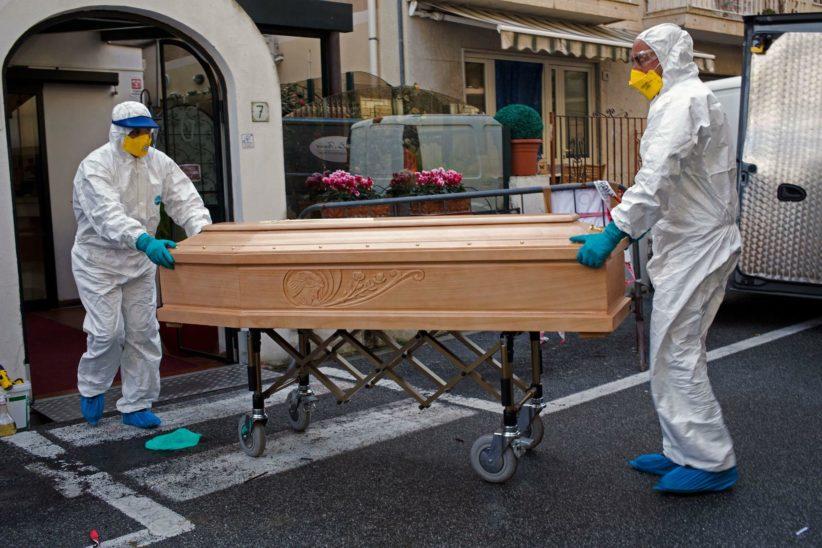 Schwelle von 20.000 Toten in Italien überschritten