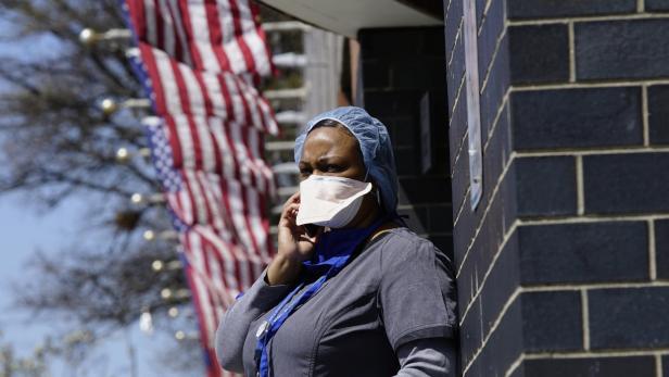 US-Experte: Pandemie-Höhepunkt in den USA diese Woche