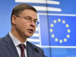 EU-Kommissionsvize schlägt Wiederaufbaufonds in Billionenhöhe vor