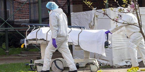 Erneut mehr als 1.500 Tote binnen 24 Stunden in den USA