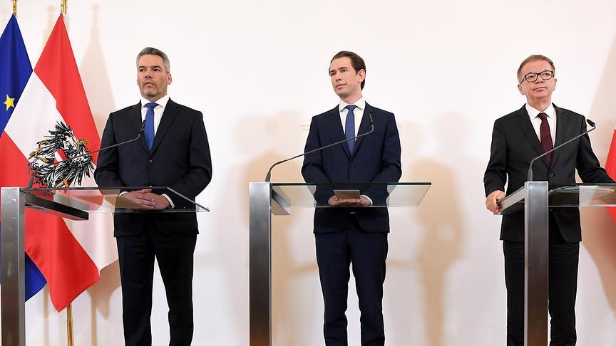 Pressekonferenz der Bundesregierung im Bundeskanzleramt um 11.00 Uhr