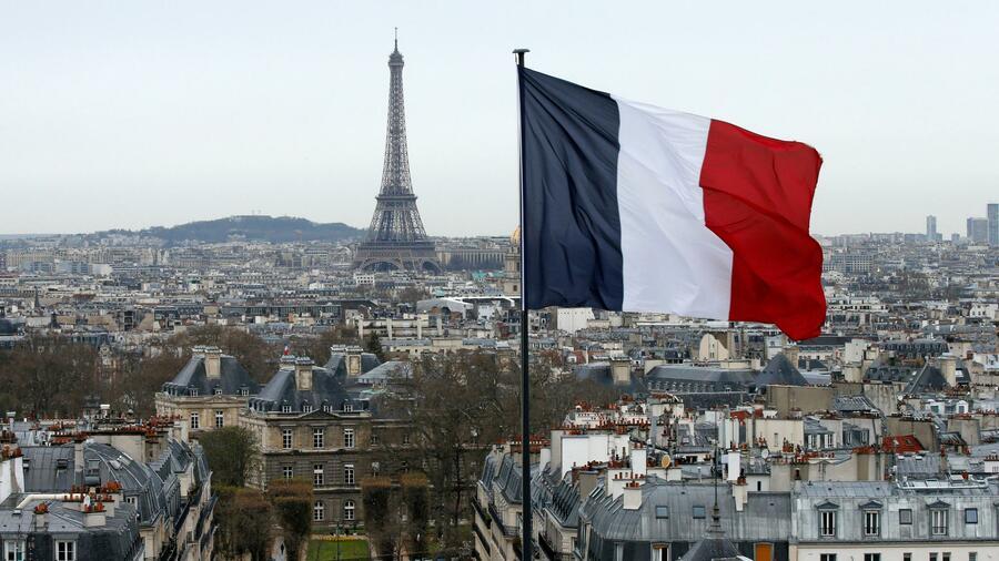 Französische Wirtschaft bricht 2020 um 8 Prozent ein
