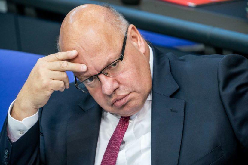 Deutscher Minister: Kein Datum für Wiederöffnung des Einzelhandels