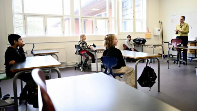 In Dänemark öffnen die ersten Schulen wieder