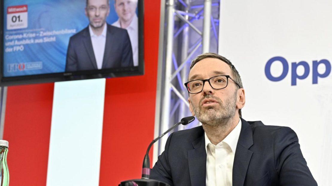 FPÖ bringt Anzeige wegen Corona-App ein