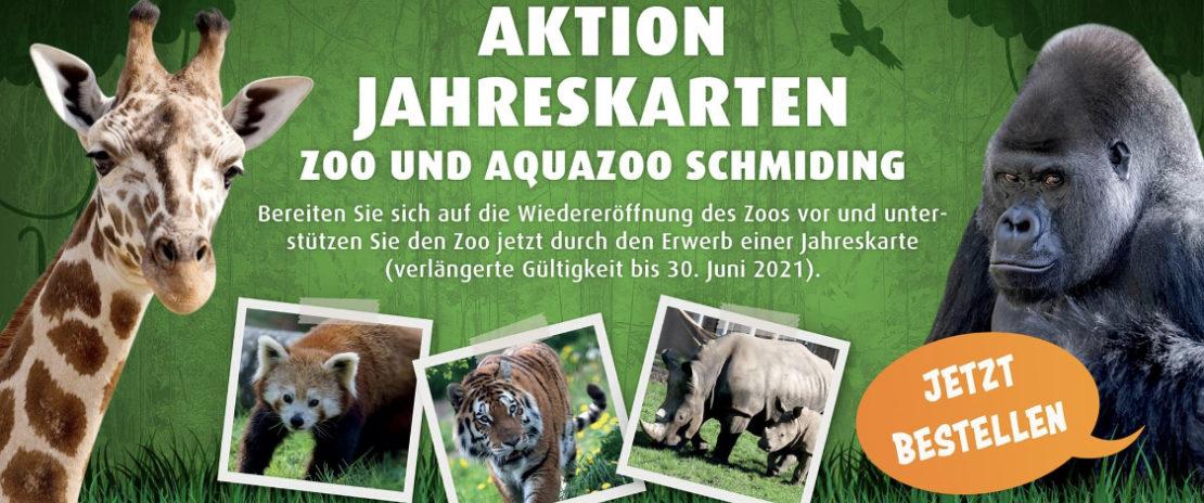 Zoo & Aquazoo Schmiding