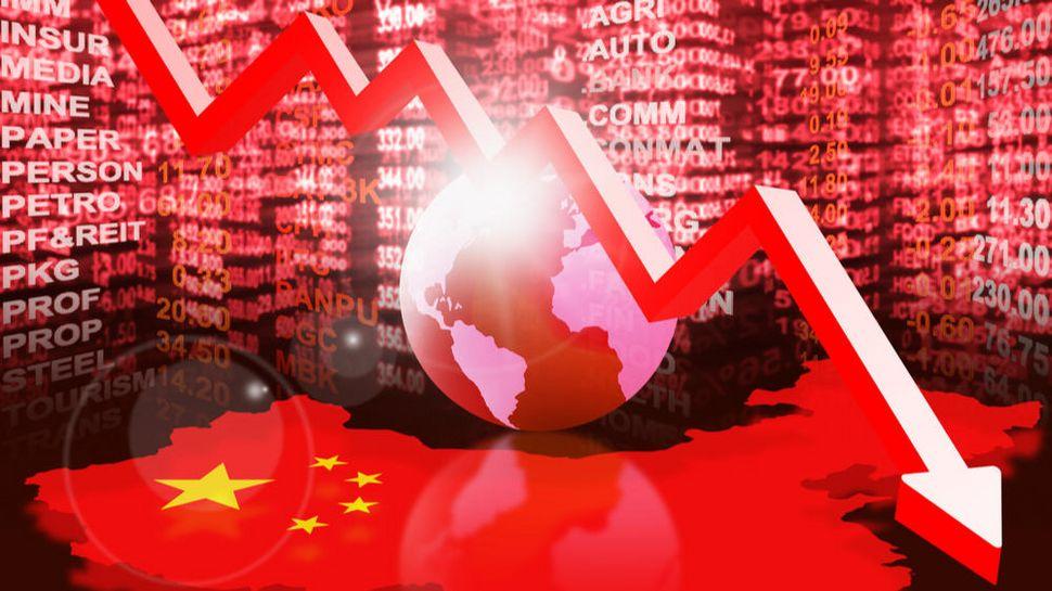 Chinas Wirtschaft brach im ersten Quartal um 6,8 Prozent ein
