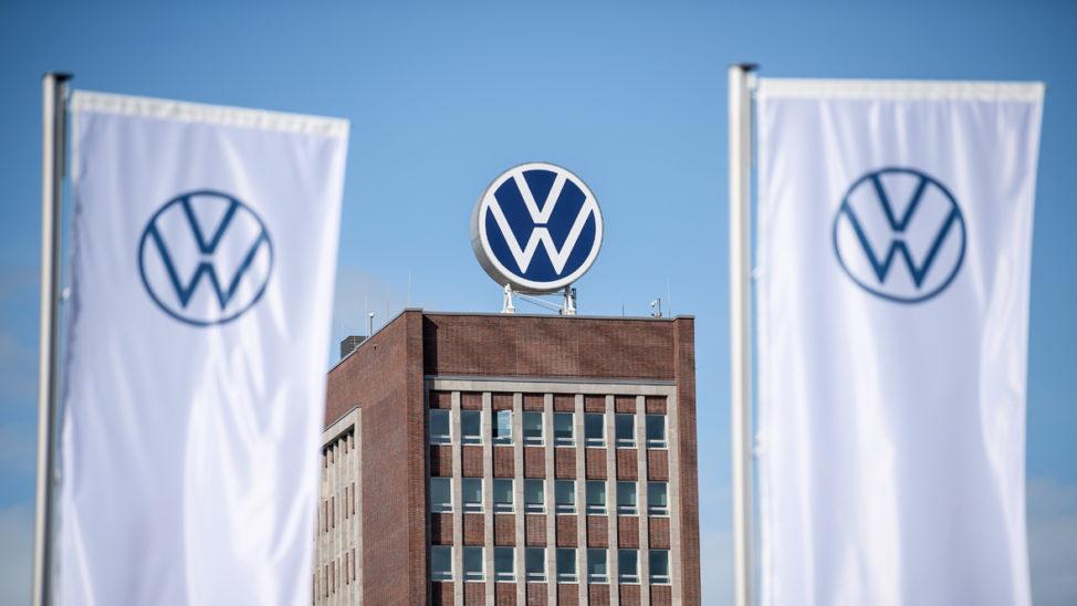 Coronakrise drückte VW-Verkäufe um fast ein Viertel