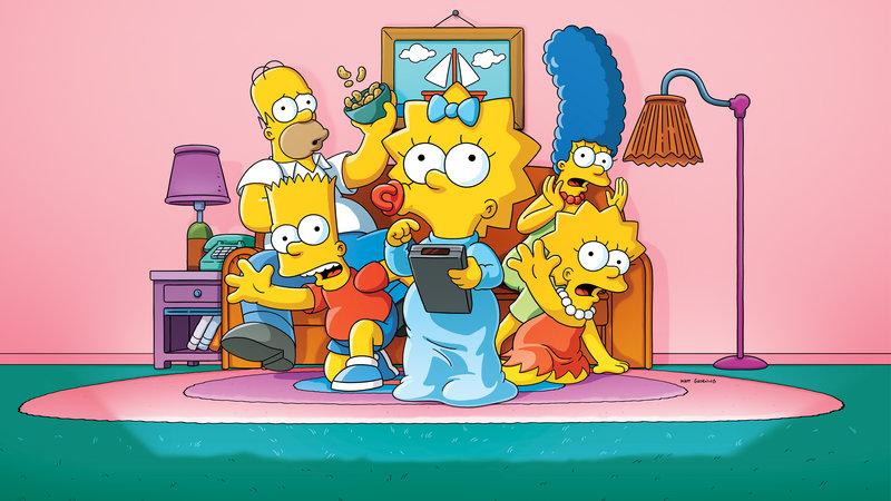 """""""Die Simpsons"""" kommentieren die Coronakrise"""