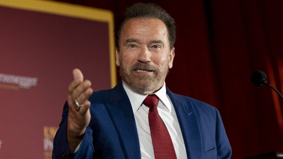 Schwarzenegger wird Berater in Kalifornien