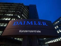 Daimler wirft nach Stillstand die Werke wieder an