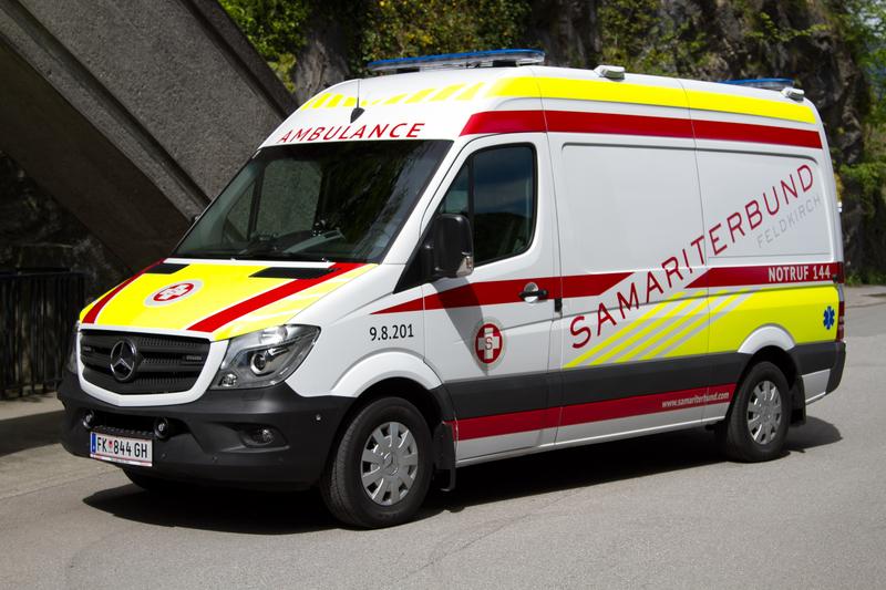 Samariterbund beklagt Bevorzugung des Roten Kreuzes