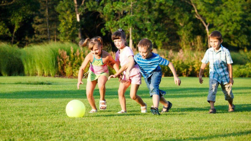 Ausgangsbeschränkung trifft Kinder besonders