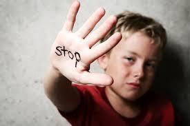 Gewalt gegen Kinder alarmiert