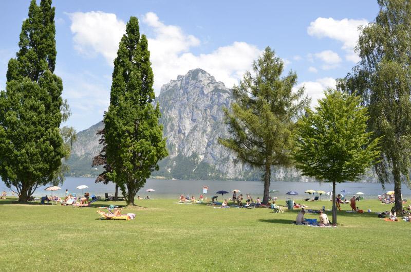 Freie Seezugänge mehrheitlich für Badebetrieb offen
