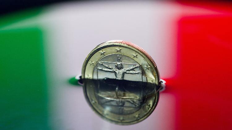 Italien erwartet Schuldenquote von bis zu 159 Prozent