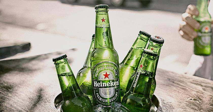 Heineken bekommt Corona zu spüren