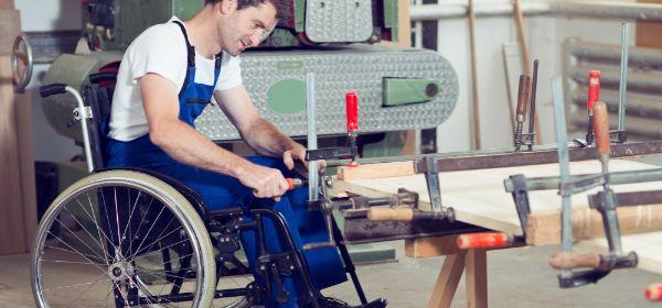 Staat übernimmt für Menschen mit Behinderung vollen Lohn
