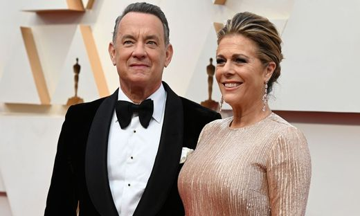 Tom Hanks schrieb Brief an Bub namens Corona
