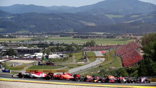 Formel 1 in der Steiermark so gut wie fix