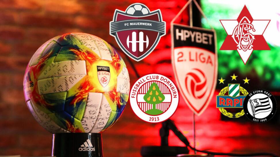 Fußball: 2. Liga darf noch hoffen, Chance auf Fortsetzung aber gering