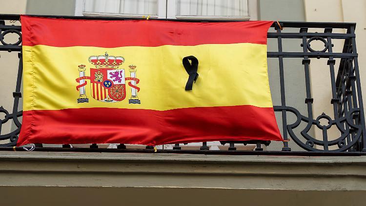 Spanien: wieder mehr Todesfälle