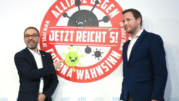"FPÖ startet Petition gegen ""Corona-Wahnsinn"