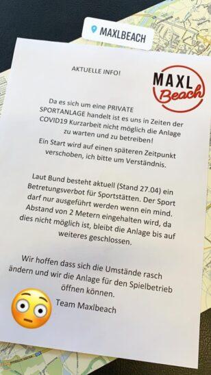 Maxlbeach