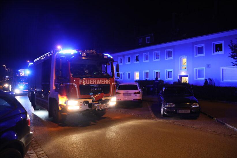 Angebranntes Kochgut in einer Wohnung in Wels-Vogelweide - Rauchwarnmelder schlugen Alarm