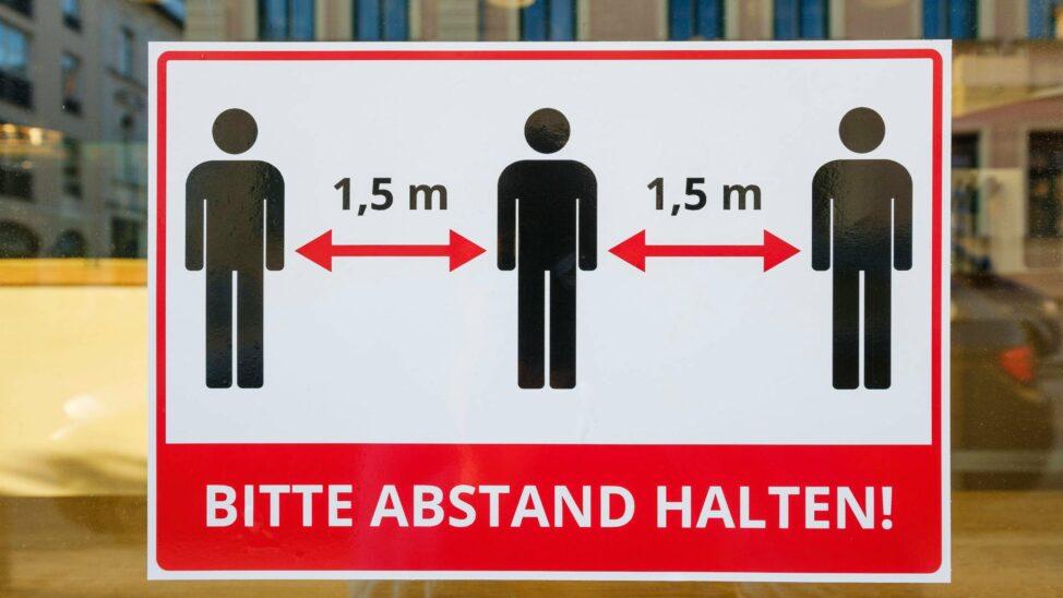 """Anschober: """"Abstandsregel"""" bleibt auch ab Mai 1"""