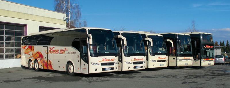 Reisebusunternehmen sehen ihre Existenz bedroht
