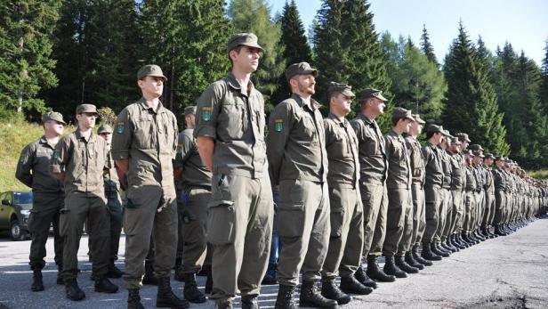 Am Montag startet Corona-Einsatz der Miliz