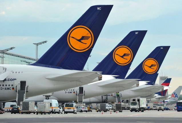 Pflicht zu Mund-Nasen-Schutz bei Lufthansa