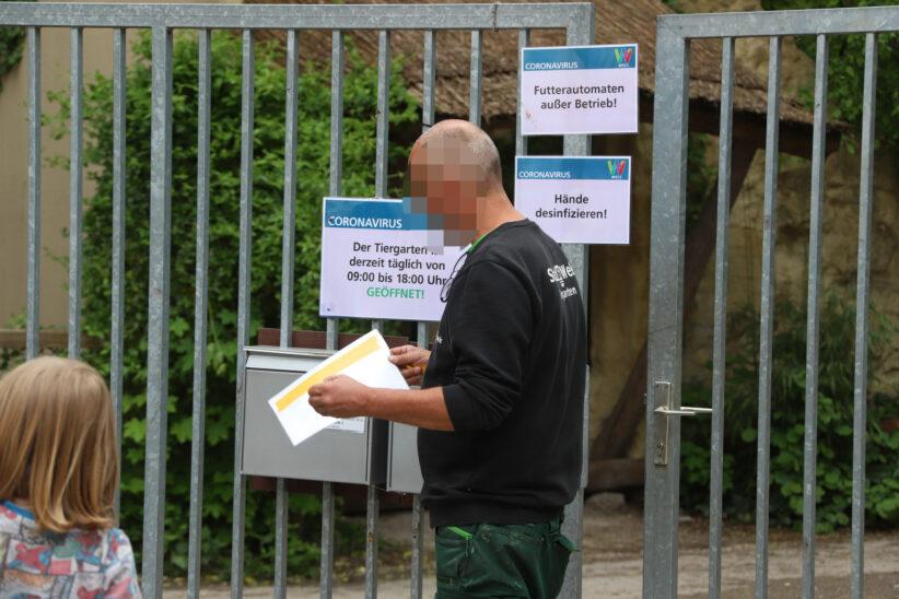 Covid-19-Verordnungschaos: Tiergarten der Stadt Wels musste wieder geschlossen werden