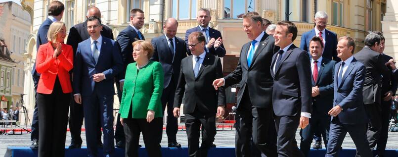EU-Staatschefs unterstützen Sammlung für Impfstoff