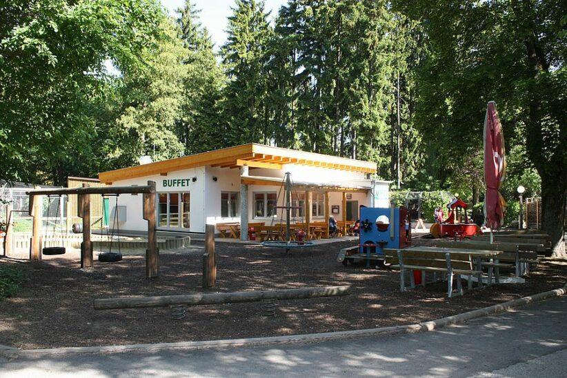 Tiergarten Wels GESCHLOSSEN