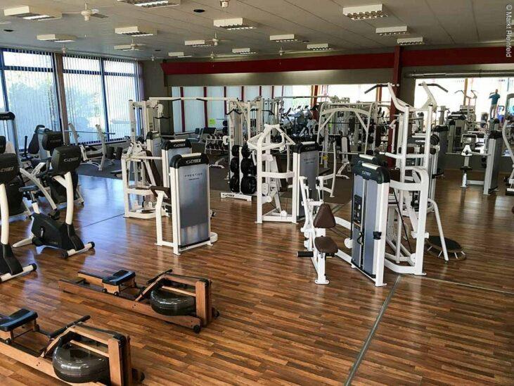 """Fitnessclub sperrt auf: """"Haben keine Zeit mehr"""""""