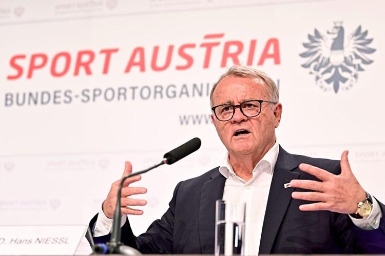 Sport-Austria-Chef Niessl hofft auf Liga-Fortsetzung