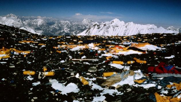 Everest-Putzaktion wegen Covid-19 auf unbestimmte Zeit verschoben