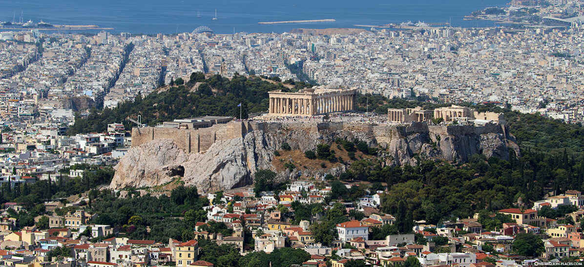 Athen plant Neustart des Tourismus am 1. Juli