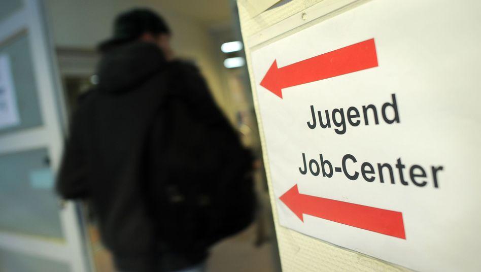 Prognose: Jugendarbeitslosigkeit könnte sich verdoppeln