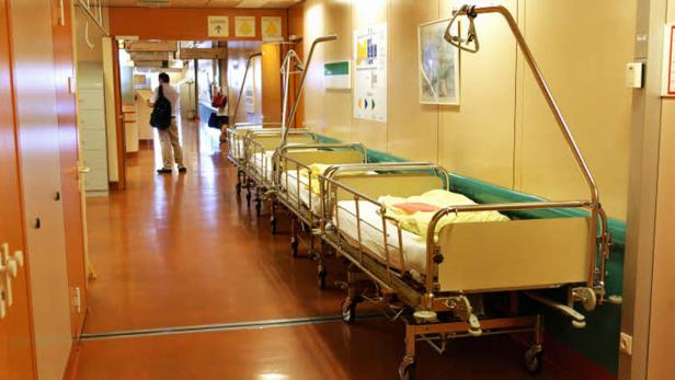 Deutlicher Rückgang bei Spitalspatienten