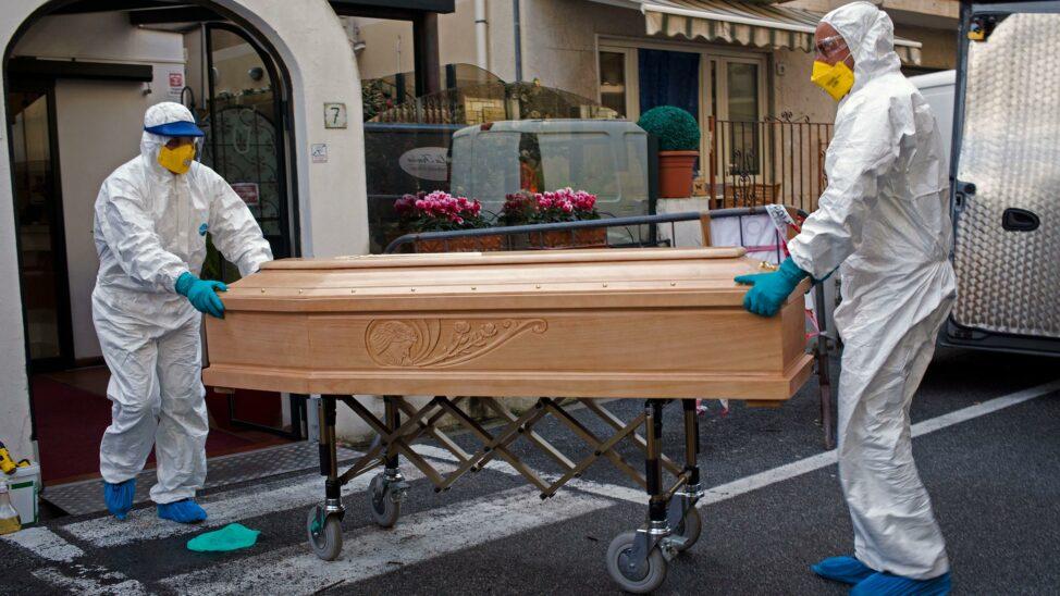 150.000 Todesopfer in Europa