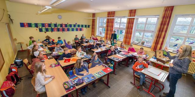 Die Höchstgrenze pro Klasse liegt bei 18 Schülern