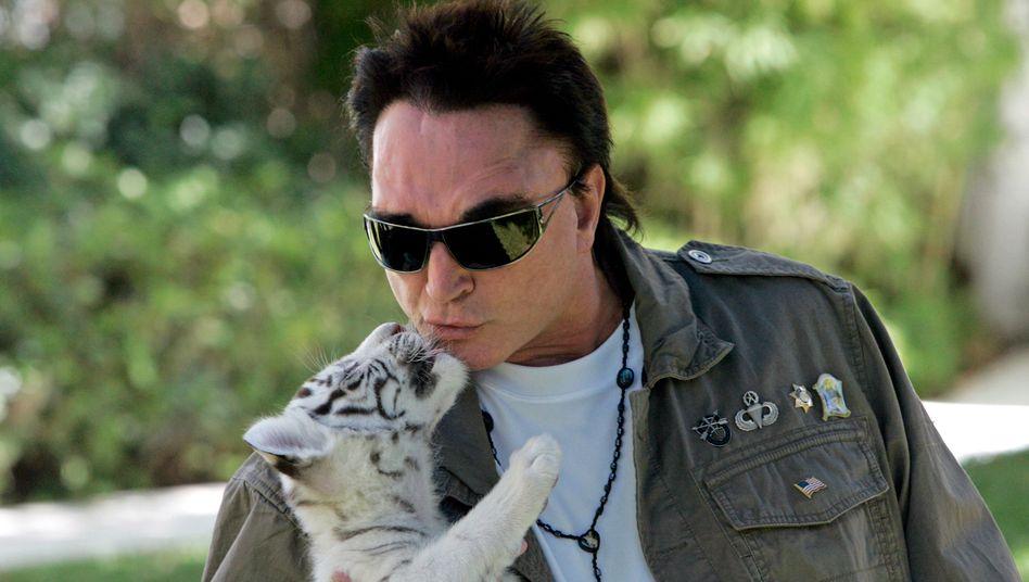 Tiger, Tricks und Tragik: Magier Roy Horn ist tot