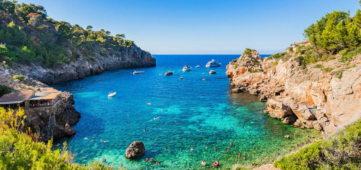 Mallorca an erster Stelle