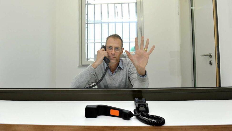 Besuche in Gefängnissen ab Montag wieder möglich