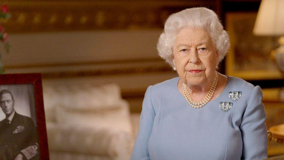 Queen weiter im Schloss Windsor isoliert