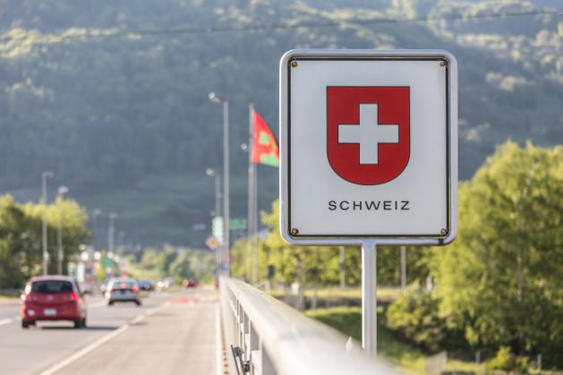 Schweiz mit neuer Kontrolltaktik an der Grenze
